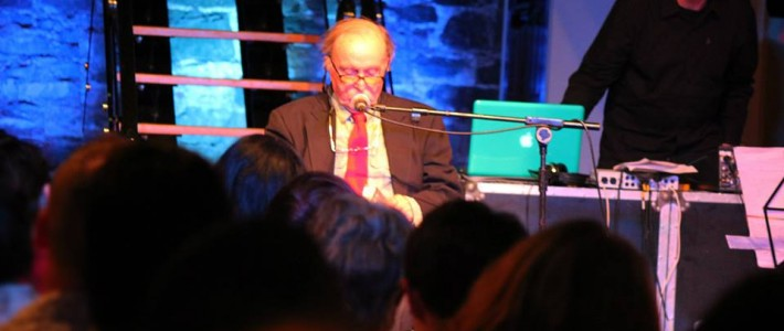 A bit of electrical hum is no skin off Alvin Lucier's nose: Irish Times Review