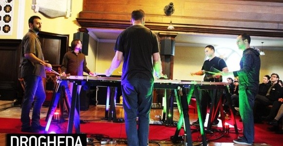 Mantra Percussion at Drogheda Arts Festival 2013