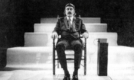 The Guardian I am sitting in a room with Alvin Lucier in Dundalk