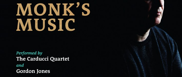 Another great review of Monk's Music