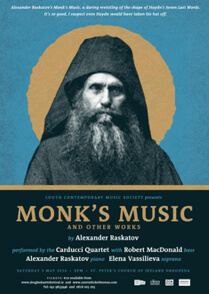 Monk\'s Music 3 May 2014