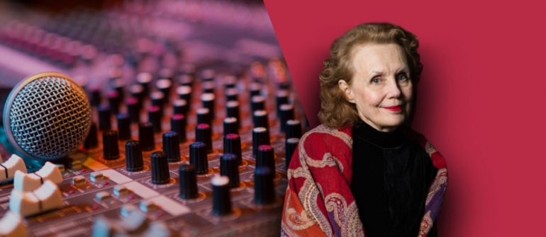 Saariaho's first visit to Ireland