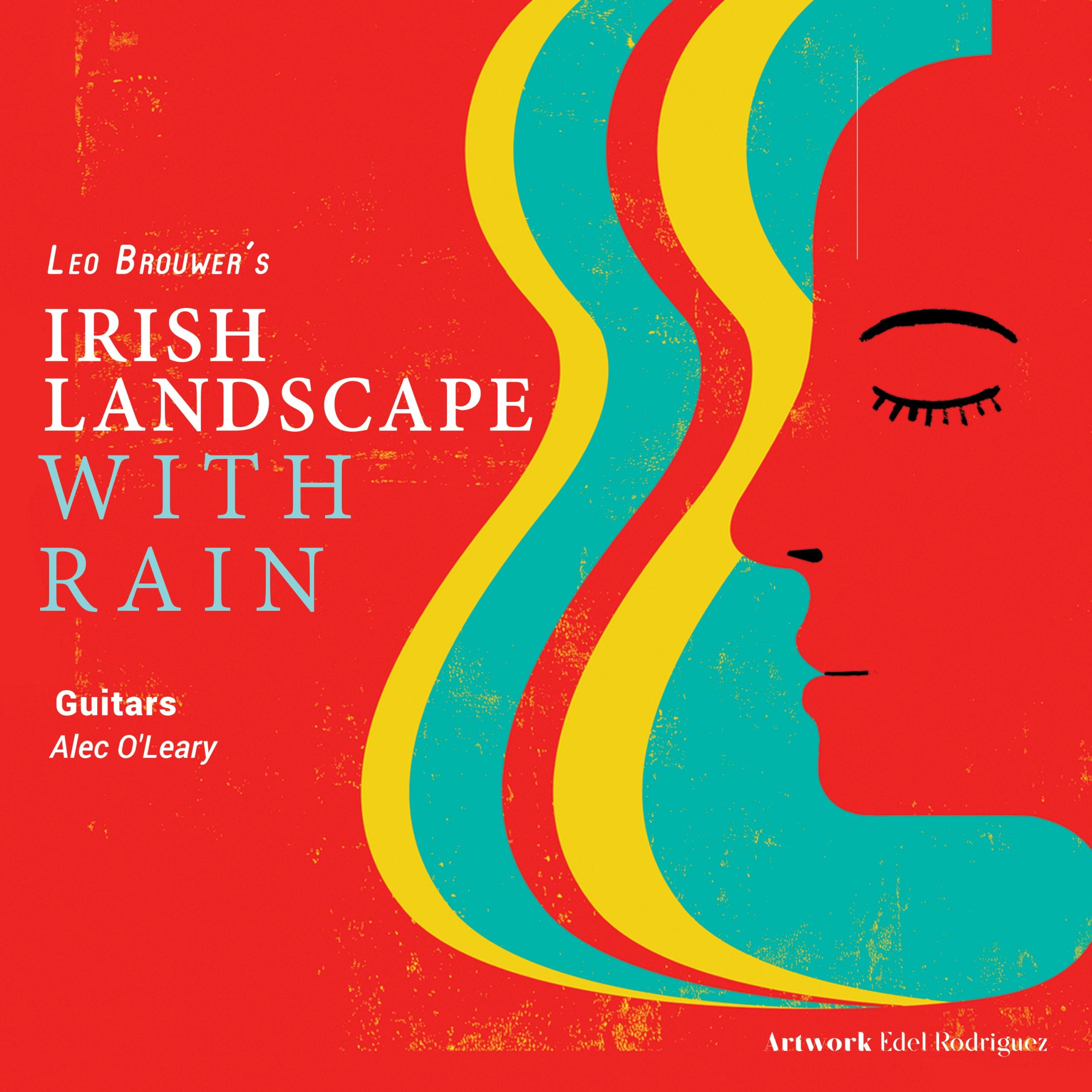 Irish Landscape with Rain cd cover