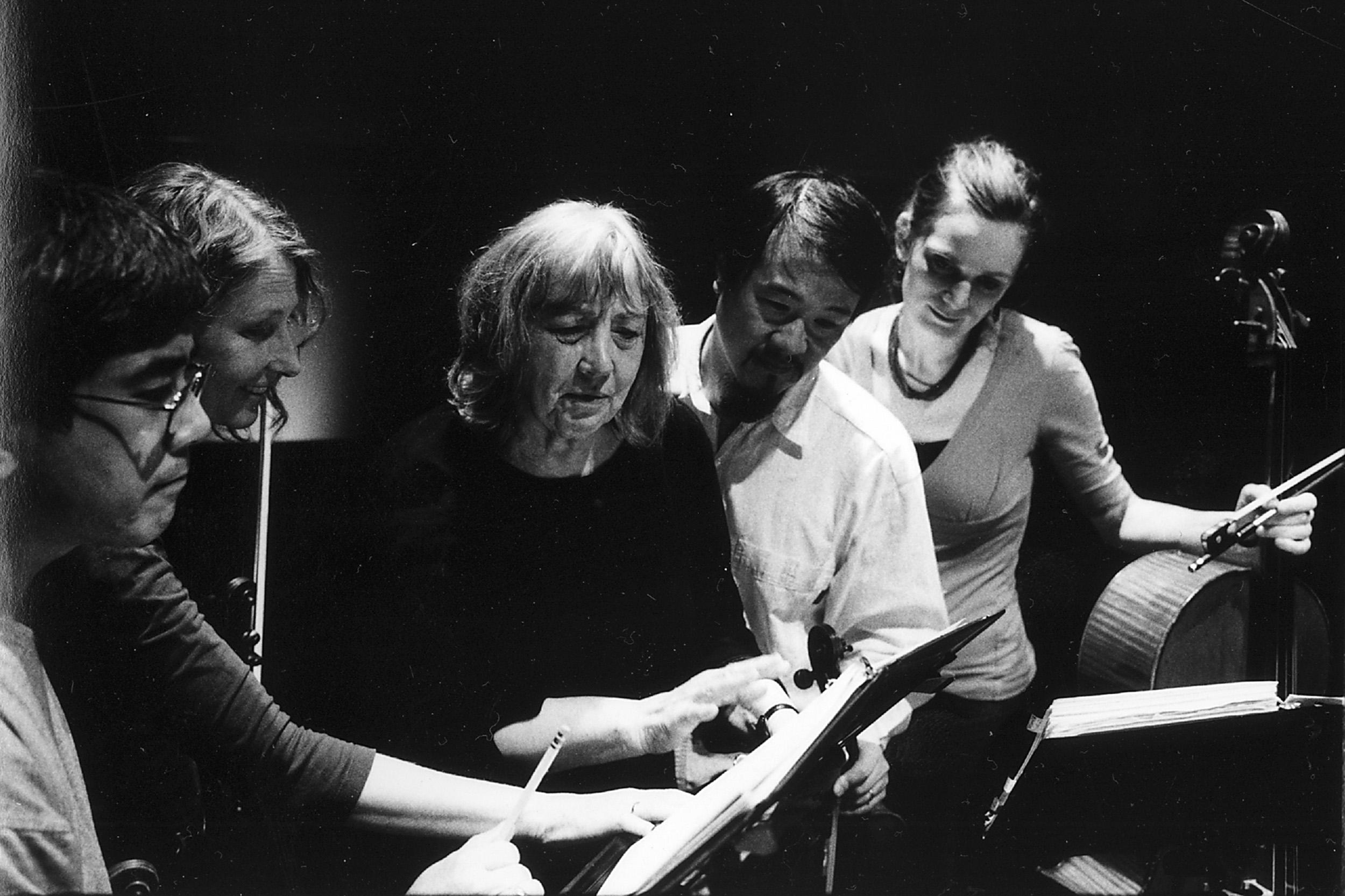 Gloria Coates | American Composer